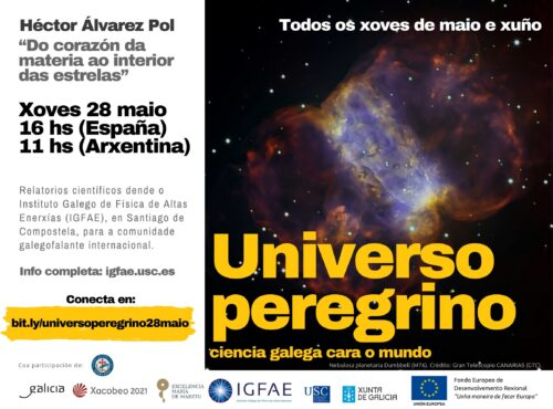 Poster Universo peregrino_28 mayo