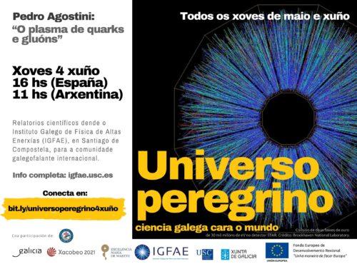 Poster Universo peregrino_4xuño